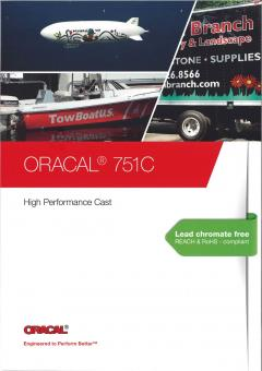 Farbkarte Oracal 751
