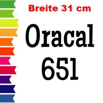 Oracal® 651 Intermediate Cal Breite 31cm